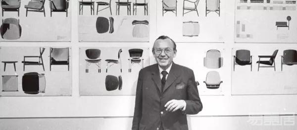 丹麦家具设计之父 :芬·居尔(Finn Juhl)
