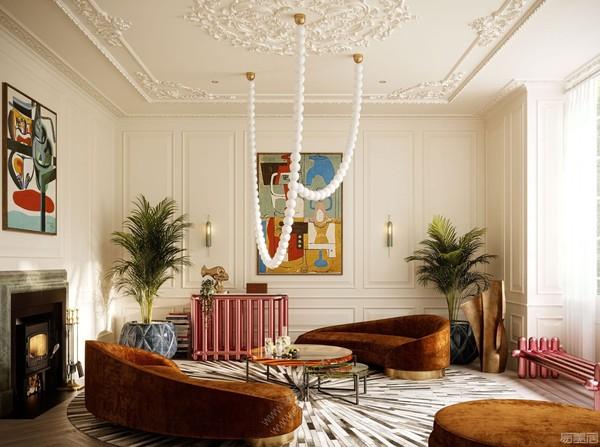 将空间融合在一起的英国灯饰品牌Cameron Design House