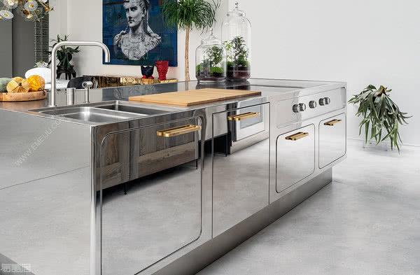 Abimis橱柜,意大利橱柜品牌表现出极致的舒适性