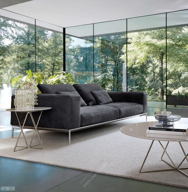 优雅而开放的设计,意大利家具品牌DÉSIRÉE DIVANI