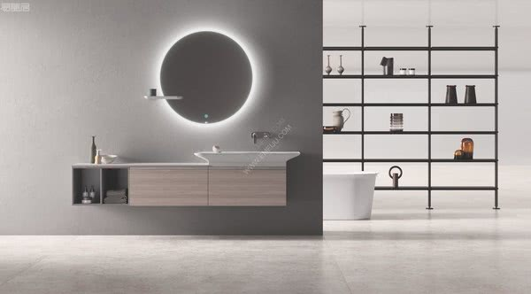 以360°完美装饰浴室空间,阿联酋瓷砖品牌RAK Ceramics