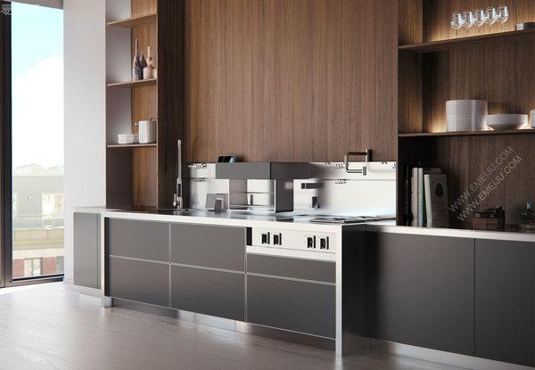 MARRONE+MESUBIM橱柜,意大利橱柜品牌让您充满激情地烹饪