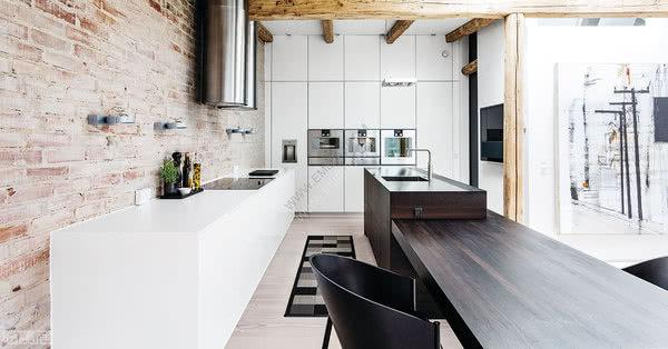丹麦橱柜品牌Multiform:永恒的设计和简洁的线条