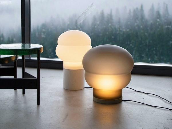 诗意与柔和感,德国灯饰品牌pulpo