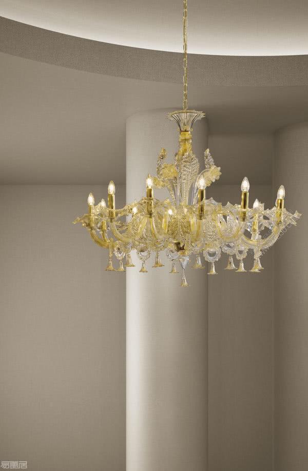 经典而优雅的意大利灯饰品牌Sylcom