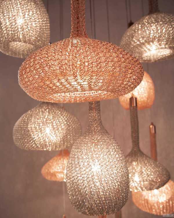 令人回味又令人兴奋的意大利灯饰品牌Fisionarte