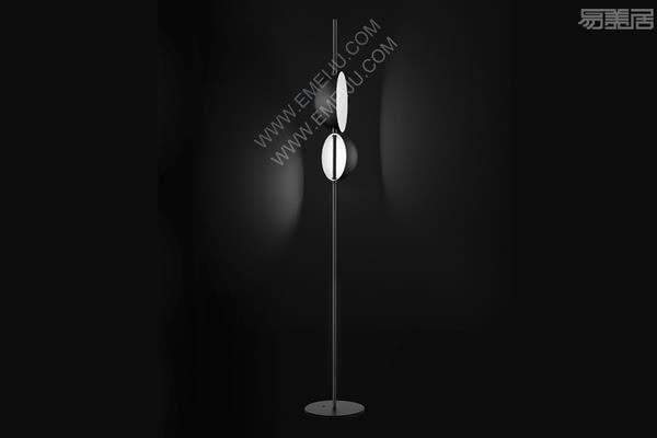 意大利灯饰品牌Oluce:神奇的光环