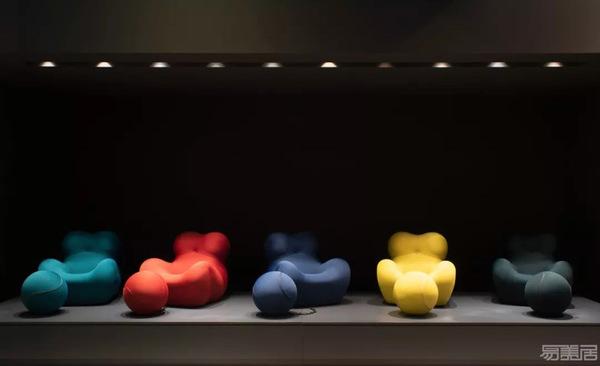 致敬经典,意大利家具品牌B&B Italia庆祝UP系列扶手椅50周年