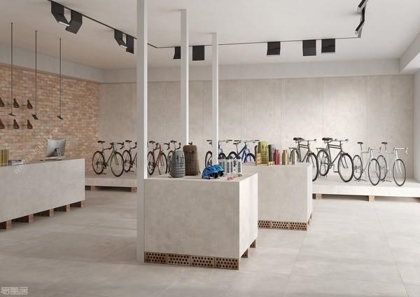 醒目的视觉冲击力,意大利瓷砖品牌Casalgrande Padana