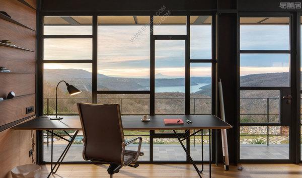 Ottostumm五金令人回味的简洁,让空间变得明亮的瑞士五金品牌