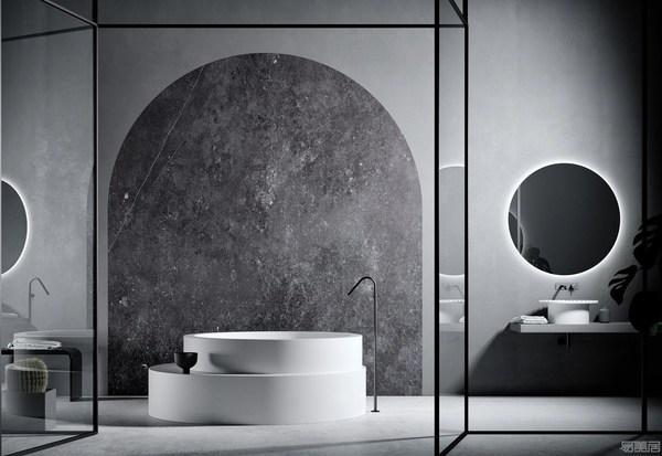 意大利卫浴品牌Relax Design:打造令人放松的浴室空间
