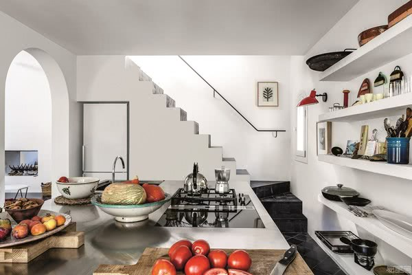 意大利橱柜品牌Abimis打造地中海风格厨房