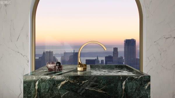 新颖而具有前瞻性的德国卫浴品牌DORNBRACHT当代