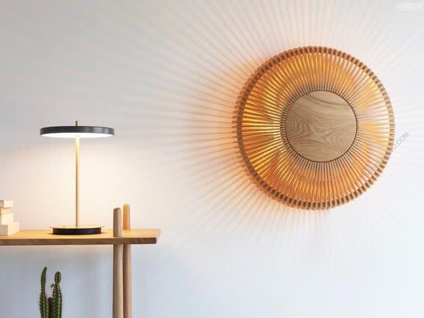来自大自然的有趣灵感,丹麦灯饰品牌UMAGE
