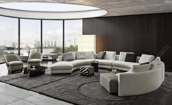 Minotti米洛提家具,以永恒设计为特色的意大利家具品牌