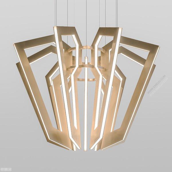 英国灯饰品牌Cameron Design House:沉稳而宁静的光芒