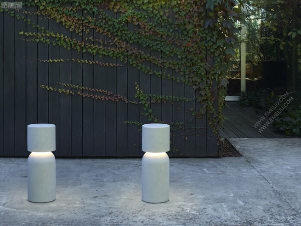 意大利灯饰品牌Luceplan:不断创新的户外系列