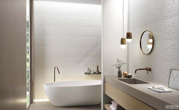 复古特色与现代触感相得益彰,意大利瓷砖品牌Fap