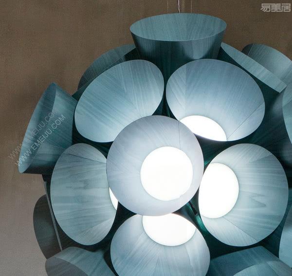 散发独特而辉煌的光芒,西班牙灯饰品牌LZF
