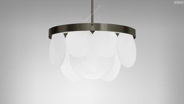 美丽而温暖柔和的光芒,英国灯饰品牌CTO Lighting