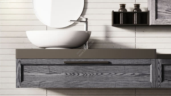 融合了古典美学和现代氛围的设计师卫浴品牌Mobiltesino