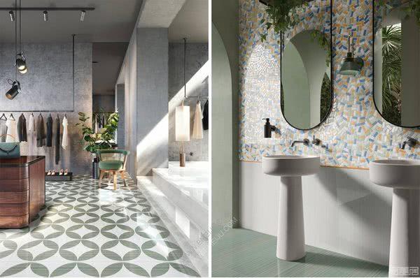 重新诠释了传统味道的意大利瓷砖品牌REFIN莱芬