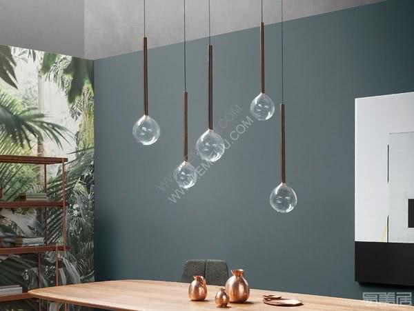 令人惊讶的光线,意大利灯饰品牌Bonaldo