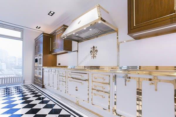 过去的魅力与现代的精致,意大利厨电品牌Officine Gullo