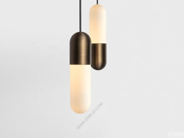 独特而又极富玩味的比利时灯饰品牌Modular Lighting Instruments