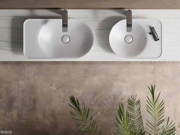 使用家庭空间的新方法,阿联酋卫浴品牌RAK CERAMICS