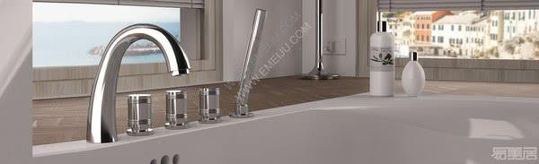 意大利卫浴品牌Daniel让你享受浴室空间的乐趣