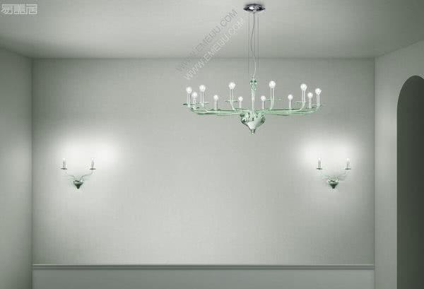 设计师灯饰品牌Sylcom:宁静的优雅