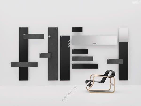意大利散热器品牌Antrax IT:设计与技术的完美结合