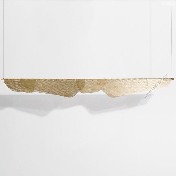 令人着迷的光线,法国灯饰品牌Petite Friture