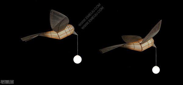 木制手工艺的精湛技艺,西班牙灯饰品牌LZF