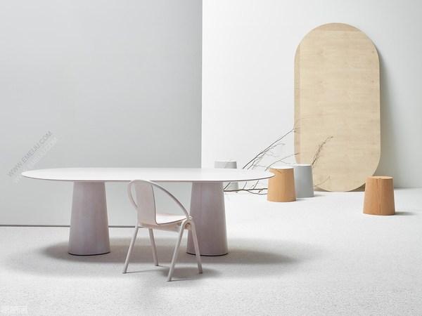 捷克家具品牌TON:功能性与趣味性