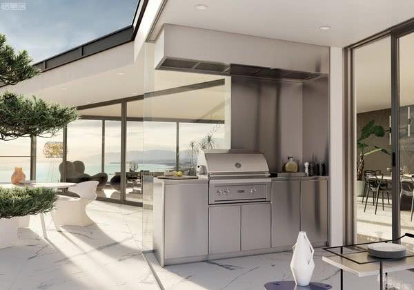 意大利橱柜品牌ABIMIS为你创造优雅的生活方式