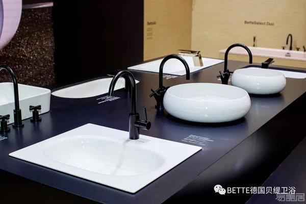 2021上海国际厨卫展盛大开幕,德国Bette贝缇携年度新品霸气登场