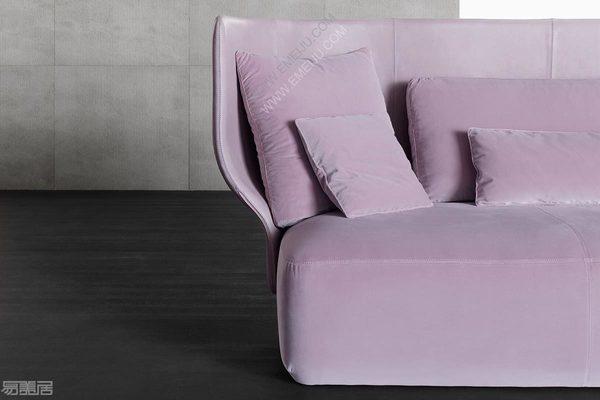 Amura家具,意大利家具品牌散发出五十年代的时髦线条
