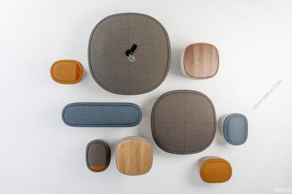 休闲氛围的完美补充,荷兰家具品牌Casala