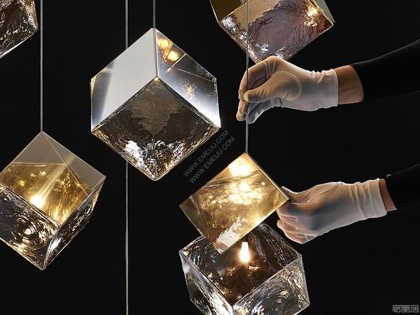 设计师灯饰品牌Bomma展现光学的魔力
