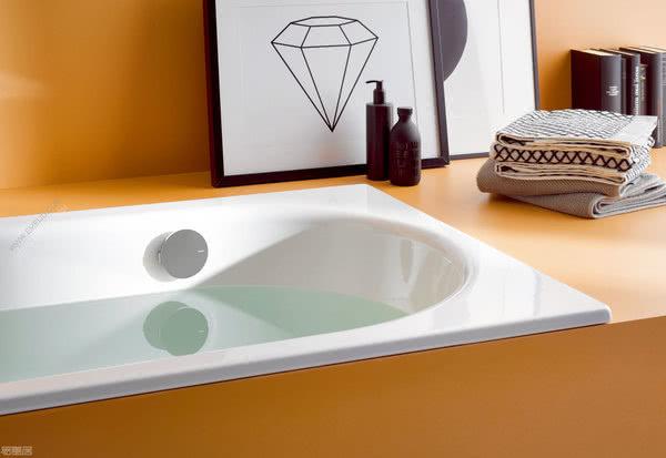 设计师推荐卫浴品牌BETTE贝缇提供超凡的舒适感