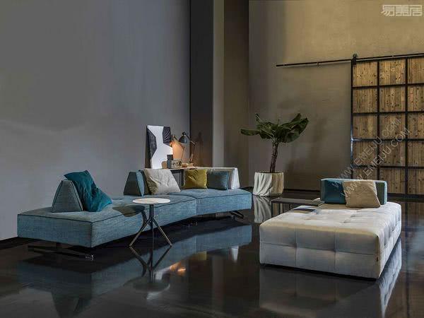 意大利家具品牌Flexstyle:高雅而纯正的现代气息