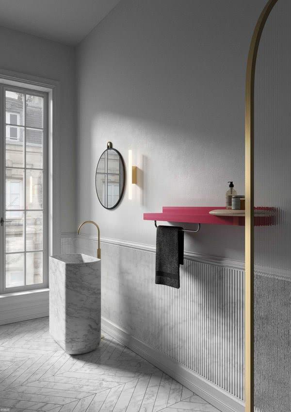 浴室中的绝佳选择,意大利散热器品牌TUBES
