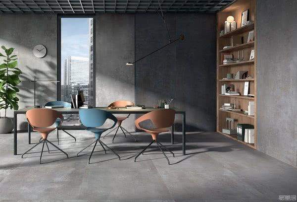 意大利瓷砖品牌Panaria:极具金属魅力的瓷砖系列
