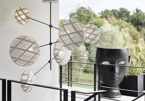 法国灯饰品牌Forestier带来自然的触感