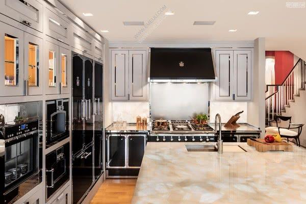 意大利厨电品牌Officine Gullo为厨房提供画龙点睛的效果