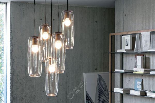 相互碰撞的对比元素,意大利灯饰品牌Bonaldo