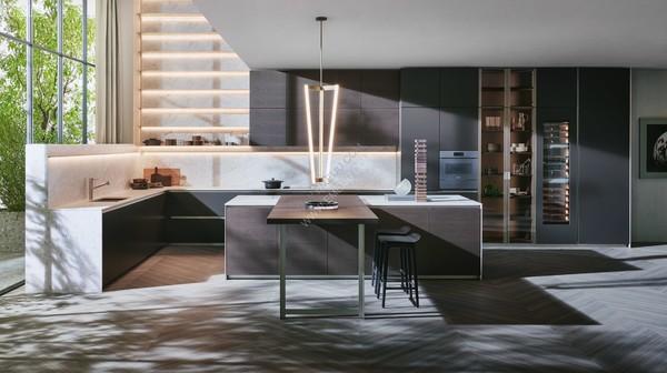 意大利厨房品牌Dada为个性化提供了足够的空间