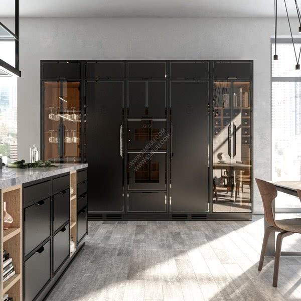 工艺和技术最高表达的缩影,意大利厨电品牌Officine Gullo